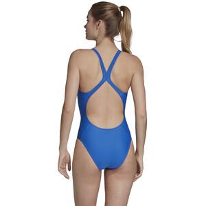 adidas Fitness Solid Badeanzug Damen blue blue