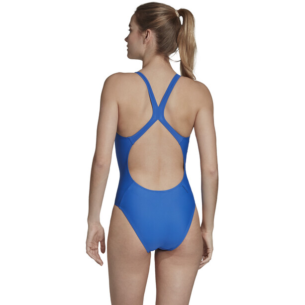 adidas Fitness Solid Swimsuit Women blue