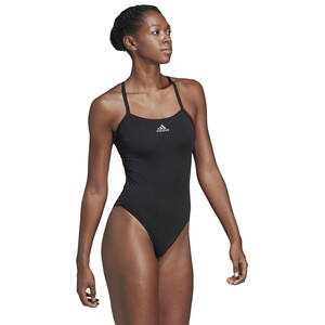 adidas Performance Swim Infinitex+ Badeanzug Damen black/grey black/grey