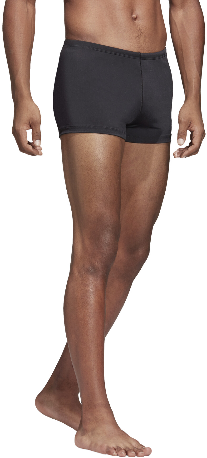 adidas Pro BX Solid Boxer Badehose Herren blackwhite