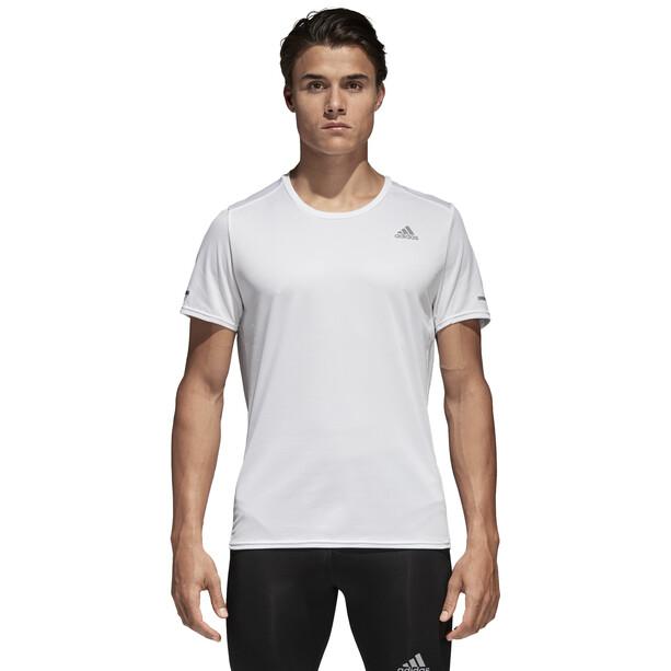 adidas Run SS Tee Men white