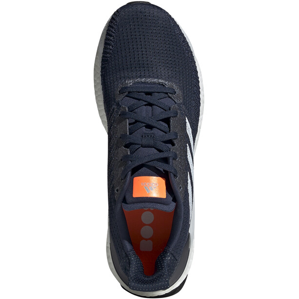 adidas Solar Boost 19 Low-Cut Schuhe Herren collegiate navy/blue tint/solar orange