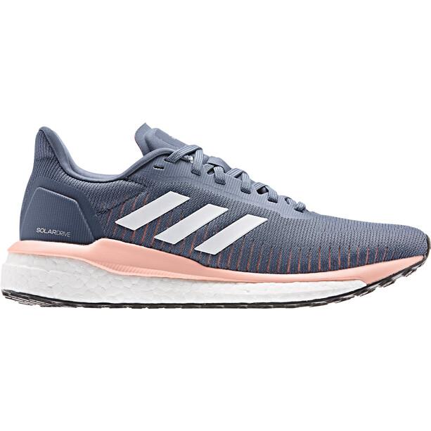 adidas Solar Drive 19 Low-Cut Schuhe Damen tech ink/footwear white/glossy pink