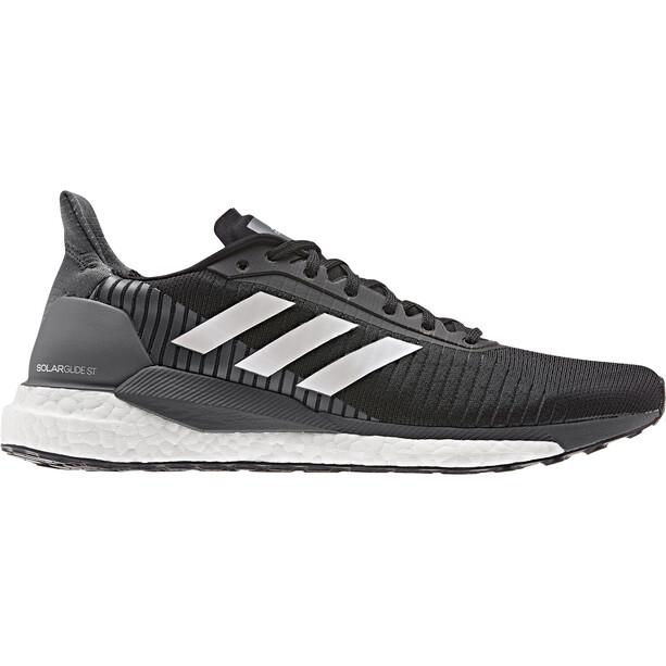 adidas Solar Glide ST 19 Low-Cut Schuhe Herren core black/silver matte/grey five