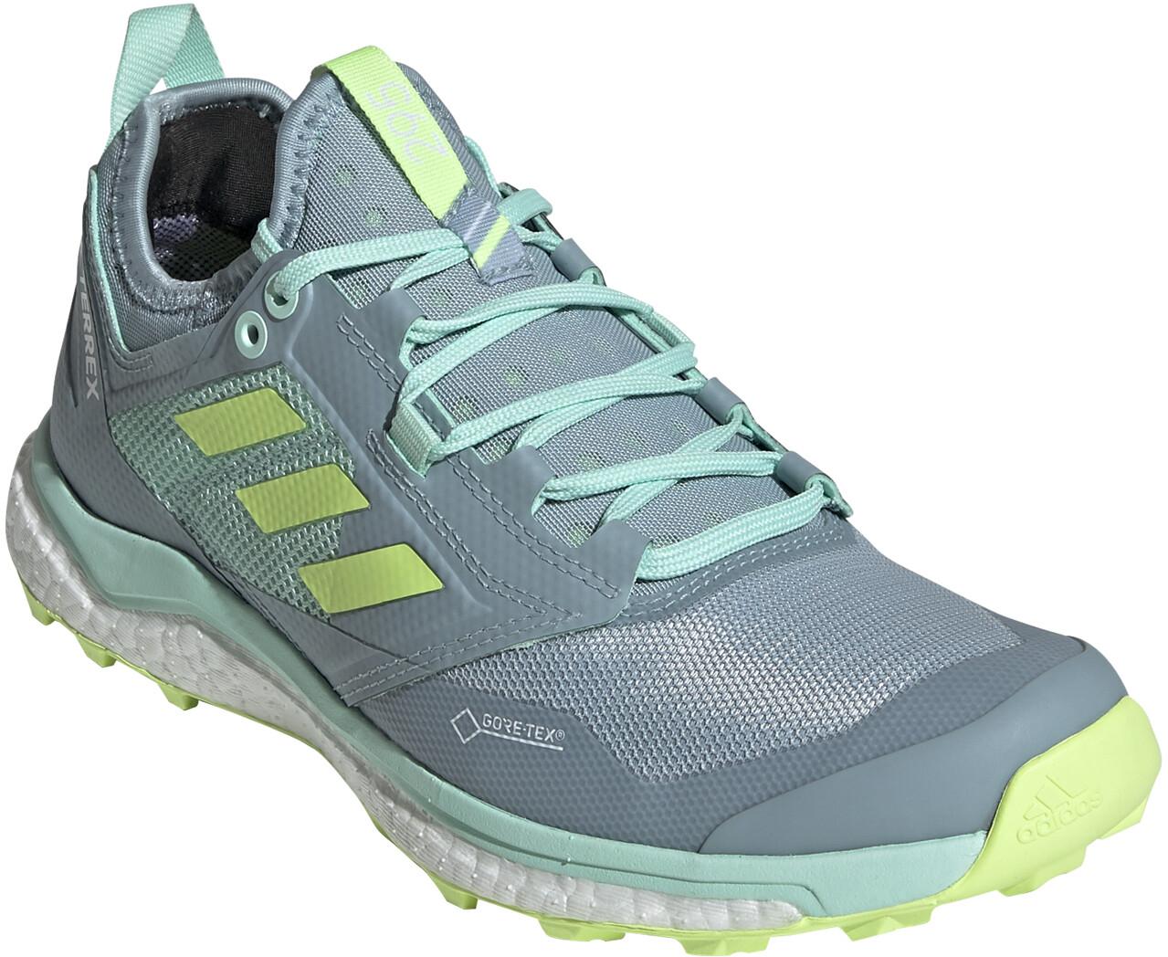 adidas Terrex Agravic XT GTX Trailrunning Schuhe Damen ash