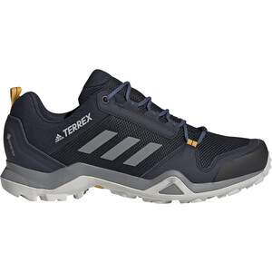 adidas TERREX AX3 Gore-Tex Wanderschuhe Wasserdicht Herren legend ink/grey three/active gold legend ink/grey three/active gold