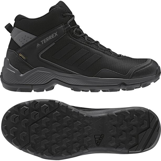 adidas TERREX Eastrail Mid Gore-Tex Wanderschuhe Herren carbon/core black/grey five