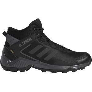 adidas TERREX Eastrail Mid Gore-Tex Wanderschuhe Herren carbon/core black/grey five carbon/core black/grey five