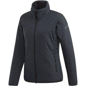 adidas TERREX Inmotion Leichte Jacke Damen carbon carbon