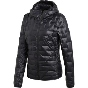 adidas TERREX Light Kapuzen-Daunenjacke Damen black black