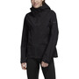 adidas TERREX Parley 3-Lagen Jacke Damen black