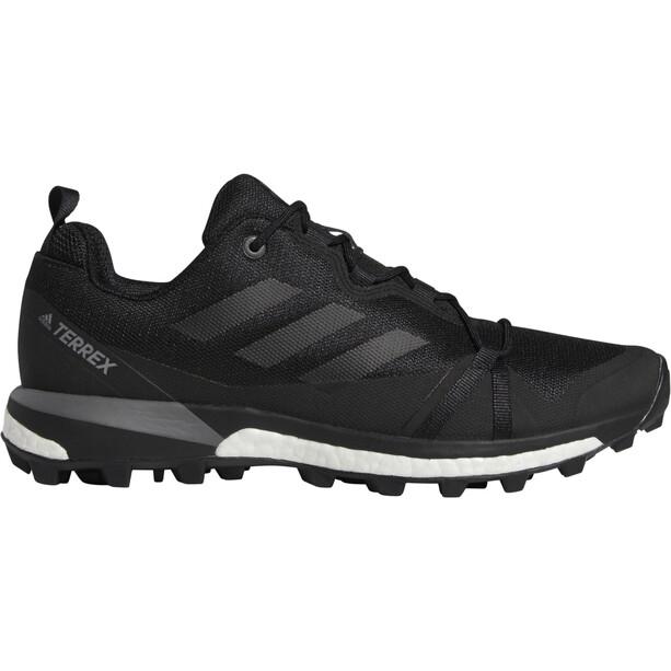 adidas TERREX Skychaser LT Low-Cut Schuhe Herren core black/core black/grey four