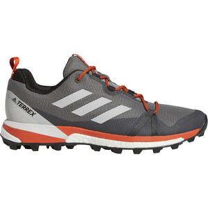 adidas TERREX Skychaser LT Low-Cut Schuhe Herren grey three/grey one/active orange grey three/grey one/active orange