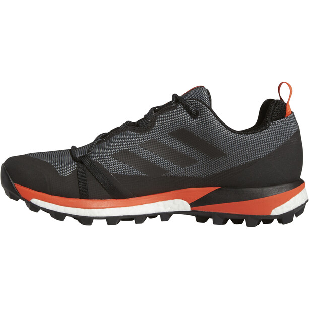adidas TERREX Skychaser LT GTX Low-Cut Schuhe Herren grey three/core black/active orange