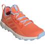 adidas TERREX Speed LD Schuhe Damen hi-res coral/hi-res coral/glossy blue