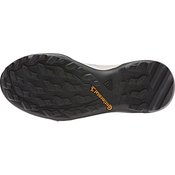 adidas TERREX Swift R2 GTX Schuhe Damen trace khaki/collegiate brown/glossy blue