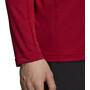 adidas TERREX Tracero Langarm Half-Zip T-Shirt Herren active maroon