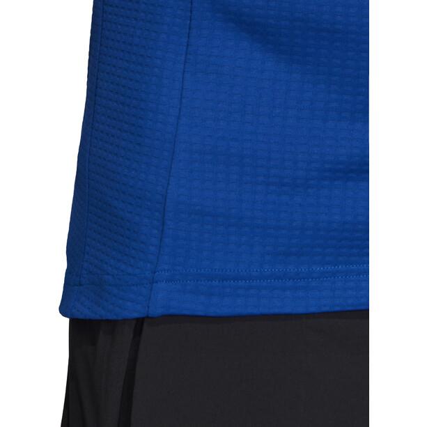 adidas TERREX Xperior Langarm Sweatshirt Herren collegiate royal