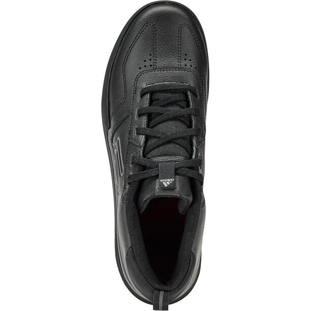 adidas Five Ten Sleuth DLX Mid Mountain Bike Schuhe Herren core black/grey five/scarlet