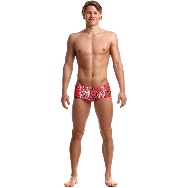 Funky Trunks Classic Trunks Herren sea snake