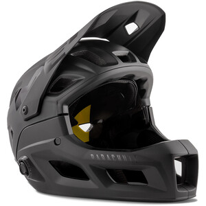 MET Parachute MCR MIPS Helm black matt black matt