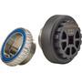 Rotor Track BSA 30 Krankboks 30mm stål, sølv