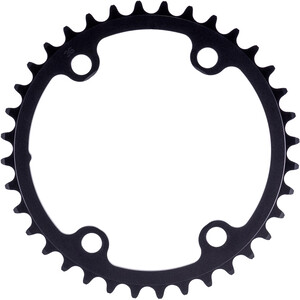 Rotor Inner Chainring BCD110x4 for ALDHU/Shimano ブラック