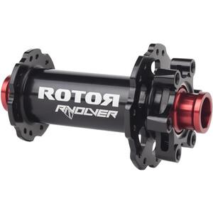 Rotor R-Volver MTB フロントホイール Hub Disc Boost 15x110mm ブラック