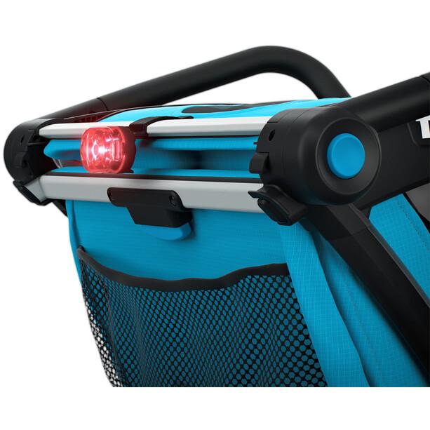 Thule Chariot Cross1 Stroller blue