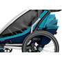 Thule Chariot Cross1 Stroller blue