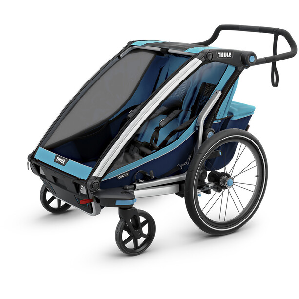 Thule Chariot Cross2 Stroller blue