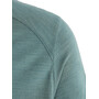 Klättermusen Eir Rain Kurzarm T-Shirt Damen brush green