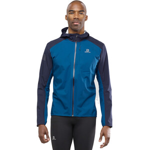 Salomon Bonatti WP Jacket Men night sky/poseidon night sky/poseidon
