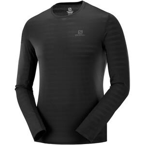 Salomon XA Langarm T-Shirt Herren black black