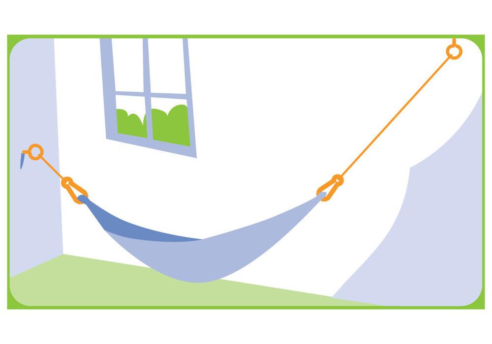 la siesta allround befestigungsset f r h ngematten. Black Bedroom Furniture Sets. Home Design Ideas