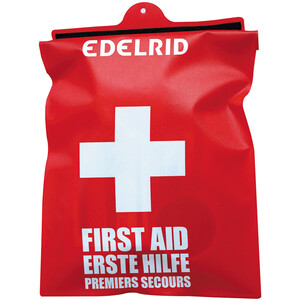 Edelrid First Aid Kit, rouge/blanc rouge/blanc