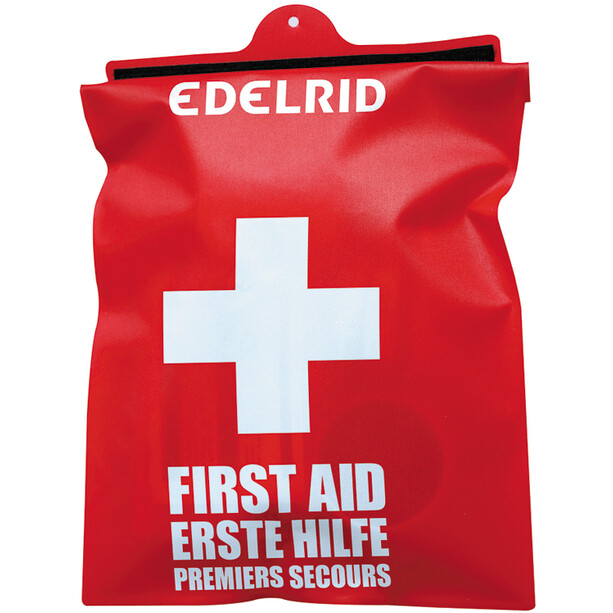 Edelrid First Aid Kit, rouge/blanc