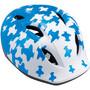 MET Buddy Helm Kinder white/blue airplanes