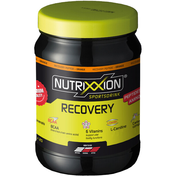 Nutrixxion Recovery Peptid Drink Orange