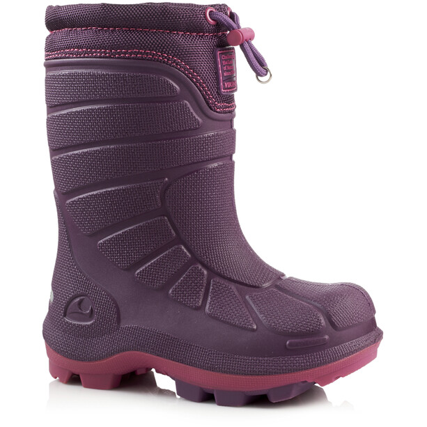 Viking Footwear Extreme Stiefel Kinder purple/fuchsia