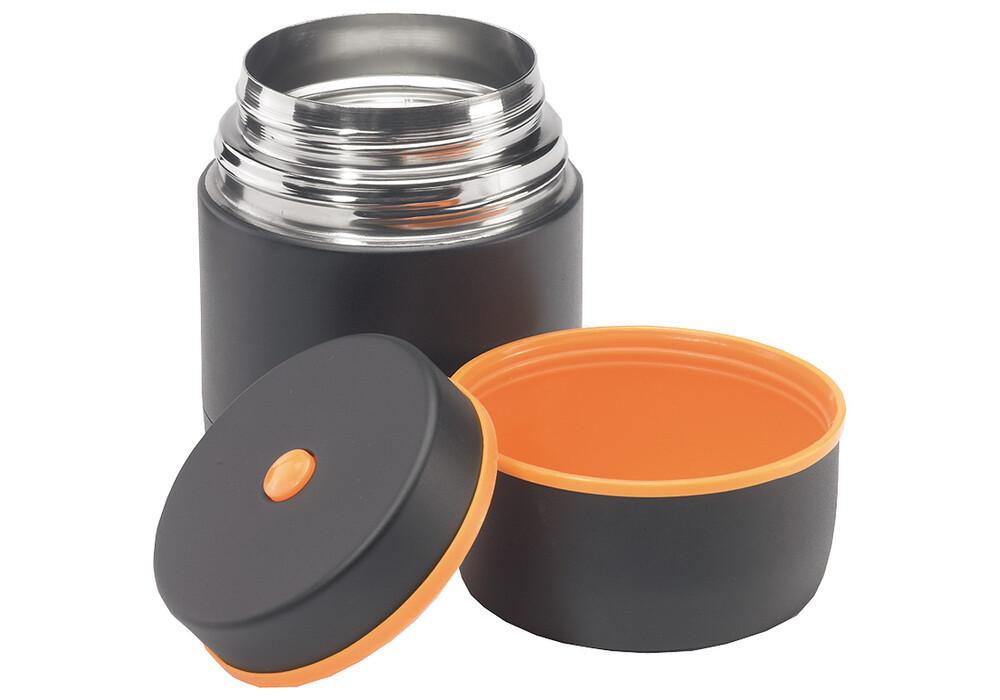 Esbit contenedor de alimentos t rmico recipientes para bebidas 1000 ml negro - Recipientes para alimentos ...