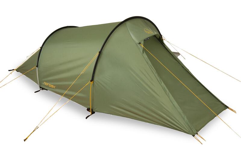 Halland 2 PU Tent dusty green 2018 Zelte