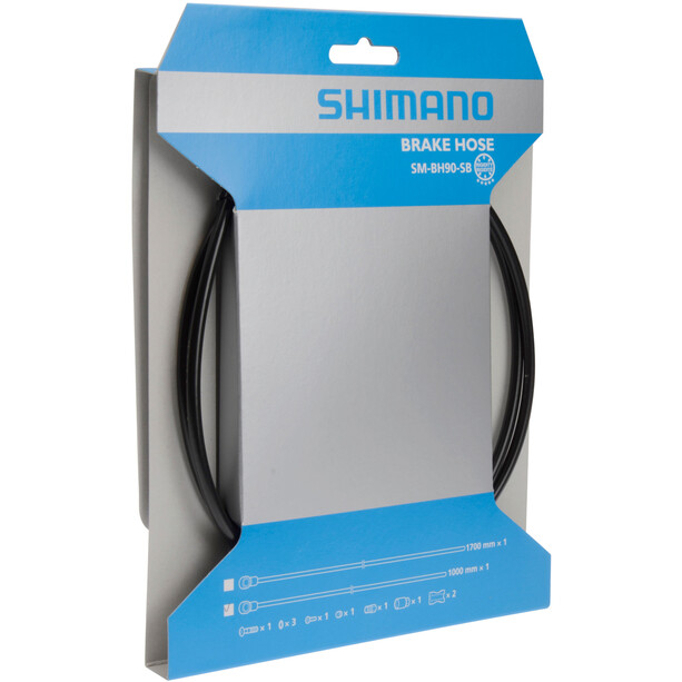 Shimano SAINT SM-BH90-SBLS bromsvajer svart