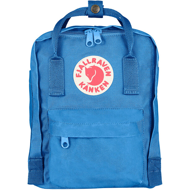 Fjällräven Kånken Mini Rucksack Kinder un blue