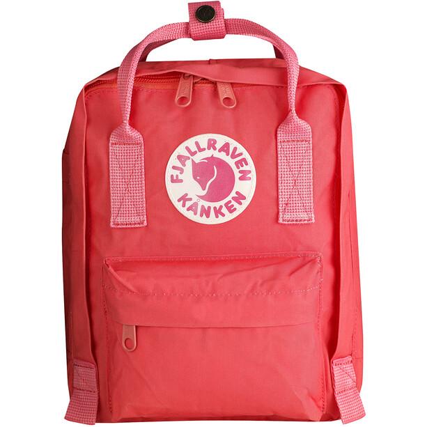 Fjällräven Kånken Mini Rucksack Kinder peach pink