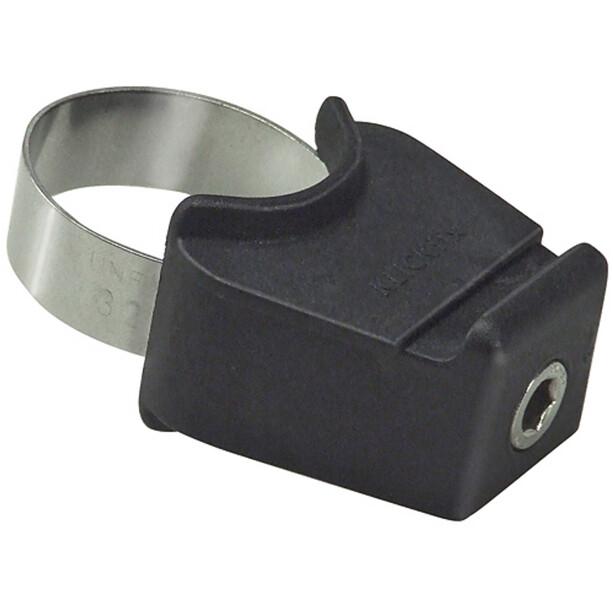 KlickFix Contour Mini Satteltasche schwarz