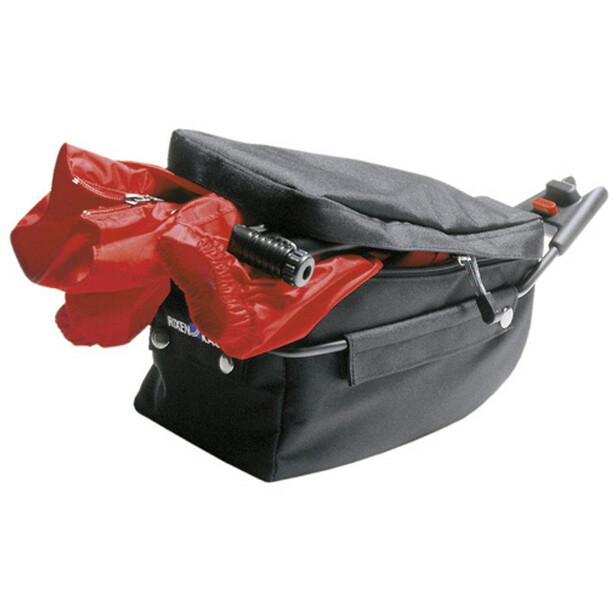 KlickFix Contour Tasche mit Schutz gegen Spritzwasser schwarz