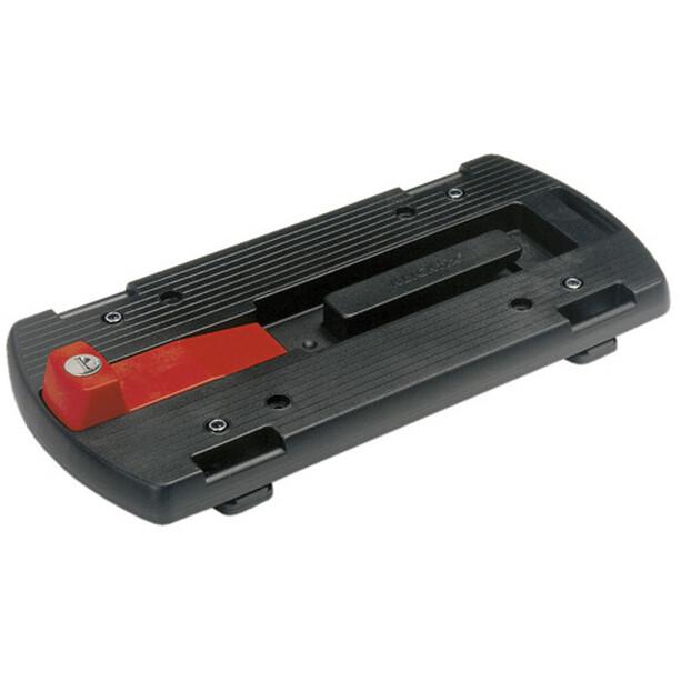 KlickFix GTA Gepäckträgeradapter schwarz