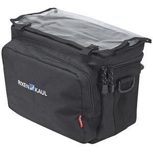KlickFix Daypack Handlebar Bag, black black