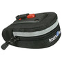 KlickFix Micro 40 Seat Post Bag black